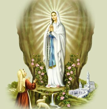 Our Lady of Lourdes Apparition
