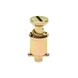 C-Spec 4002 Series Studs - Steel, Slotted Head (Camloc� compatible)