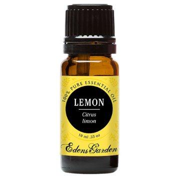 Lemon Essential Oil - 100% Pure Therapeutic Grade Oil