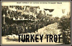 turkey trot historical exhibit