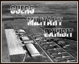 cuero military exhibit
