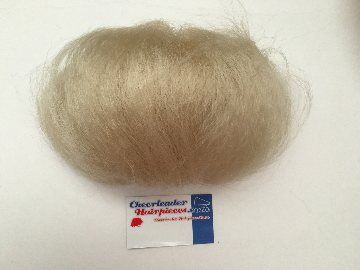 Cheerleader Hairpieces Posh Pony Human Hair Ponytails