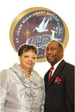 Pastor Gregory V. Black and Evangelist Patricia Black