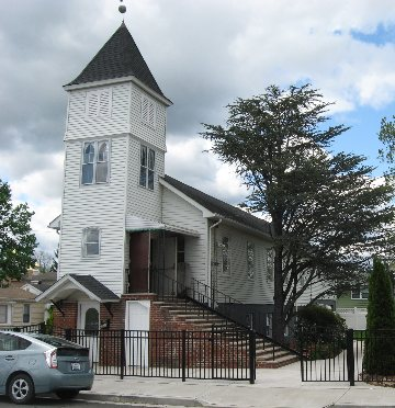 Manville Reformed Church