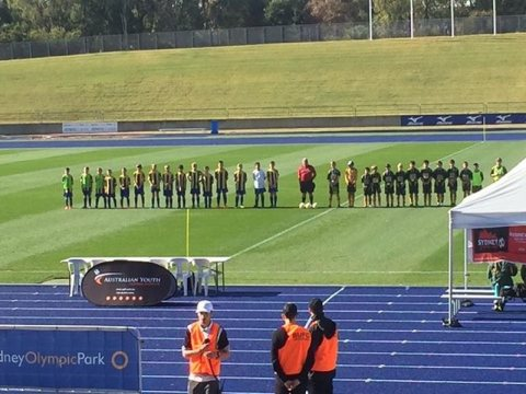 Sydney Youth Cup 2016