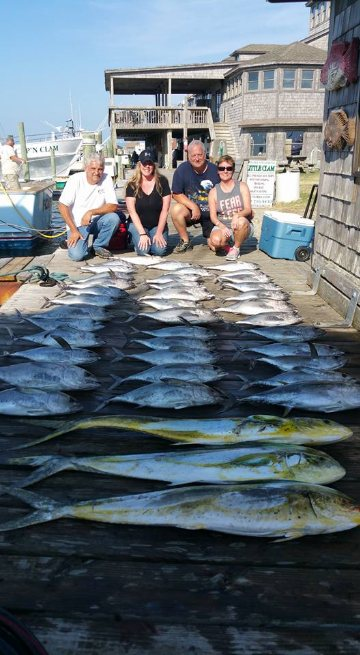 Hatteras Make Up Charters