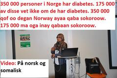 Video: Slik kan du forebygge diabetes