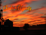 God's Majesty
