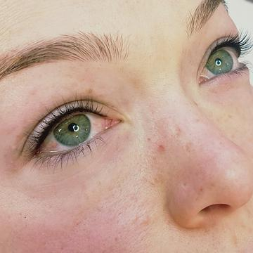 Brow Feathering Microblading Auckland - Eyeliner tattoo