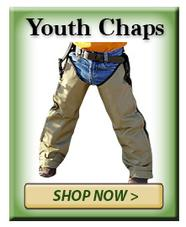 snake chaps for kids