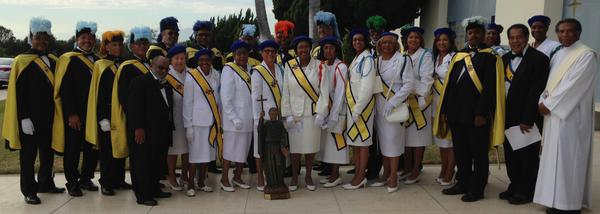 2015 4th Degree Memorial Mass Celebration
