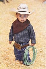 Cowboy Baby Contest