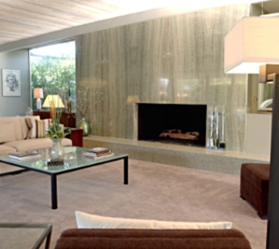 Fireplace Tile Flooring Bellevue, WA