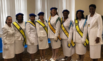 Ellen Marie Jackson Chapter Welcomes 5 New Members