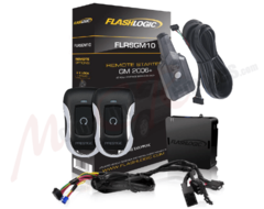 The Flashlogic Plug Play FLRSGM10 Buick Cadillac Chevrolet GMC Hummer Pontiac Saturn Suzuki