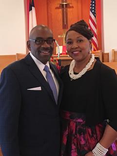 � � � � � � � � � � � � � � � � � � � � � � � � � � � � � � � � � � � � � � � � � � � � � Pastor Sherman Martin, Jr.� � � � � � � � � � � � � � � � � � � � � � � � � � � � � � � �First Lady Odette Martin