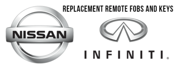 Nissan and Infiniti Remote FOBs and Keys