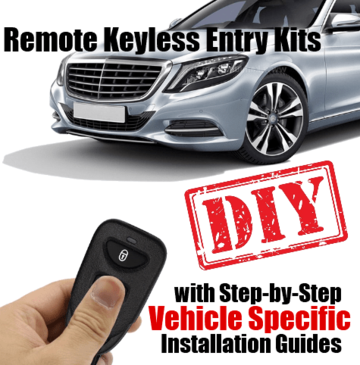 DIY Remote Keyless Entry Kits