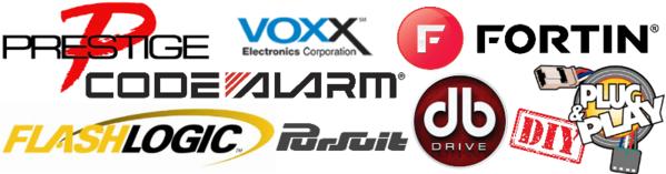 DIY-Prestige-Flashlogic-Fortin-Code Alarm-Pursuit-Plug-n-Play-Voxx