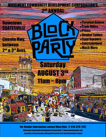 The Movement Block Party