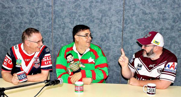 From The Sidelines NRL on You Tube