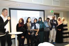 Video og bilder: Konferanse: Interkulturell forst�else FGM og negativ sosial kontroll - En landsomfattende konferanse�p� anker Hotel.