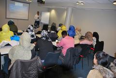 Somaliske kvinner mot utenforskap