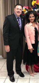 Pastor LT & Weeda Moss