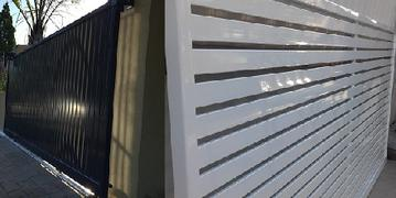 Vertical & Horizontal Slat Gates