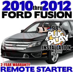 2010-2011-2012-ford-fusion-remote starter-kit