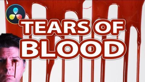 Blood Overlay Clip