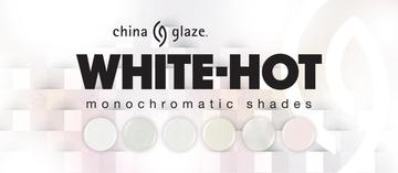 China Glaze Summer 2020 Hot White Collection