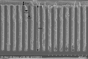 Microstructured Semiconductor Neutron Detector (MSND�)