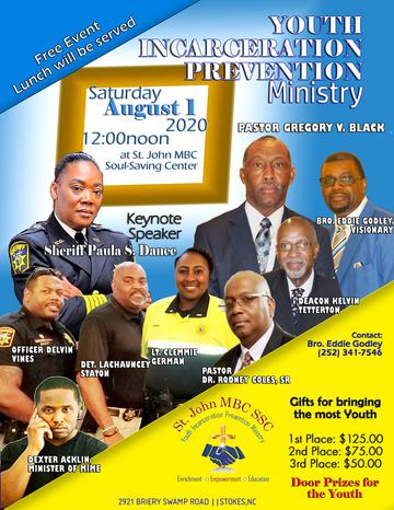 YIP Ministry Event 2020