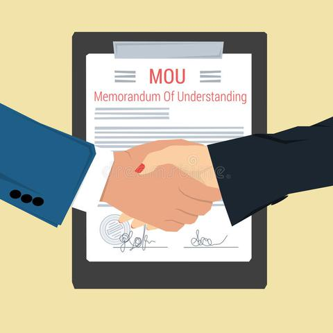MOU for Partership