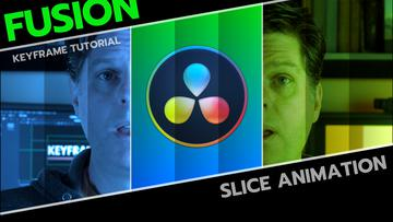 Easy Slice Intro Animation (keyframes)