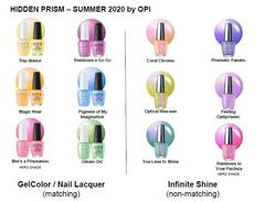 OPI Summer 2020 Hidden Prism