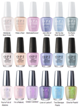 OPI Spring 2020 Neo Prism Collection