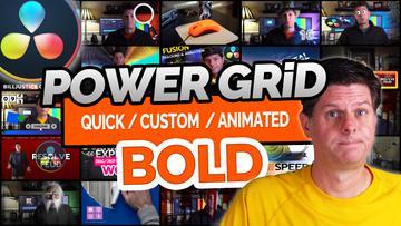 Power Grid Generator