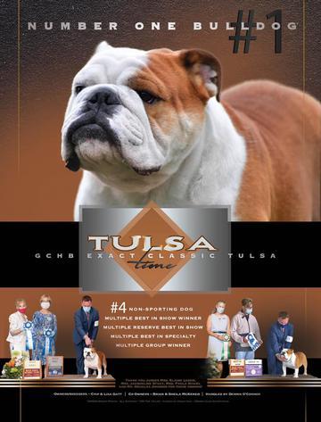 #1 GRAND CHAMPION TULSA