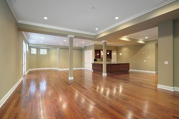 This full Interior Basement Remodel in Spokane�stands to raise the home value