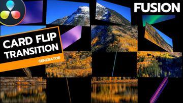 Card Flip Generator (FUSION)
