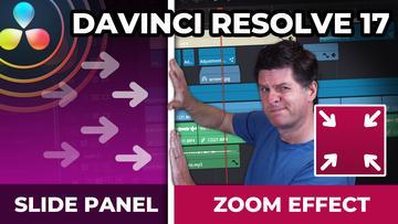 Slide Panel / Zoom