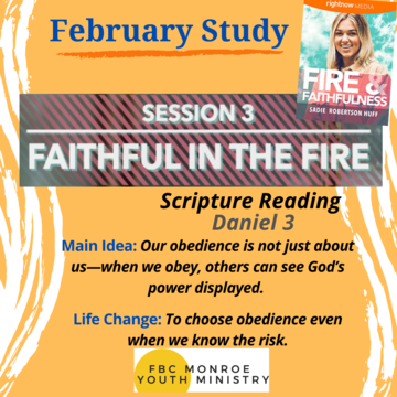 Current Virtual Bible Study