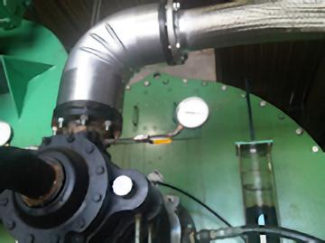 Continuous Cooker Site Glass Parts