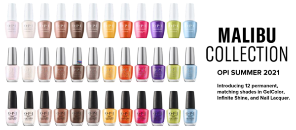 SPRING 2021 OPI HOLLYWOOD COLLECTION