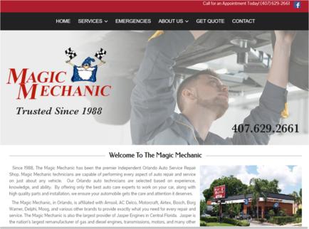 Magic Mechanic