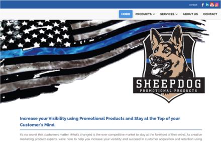 Sheep Dog Promo