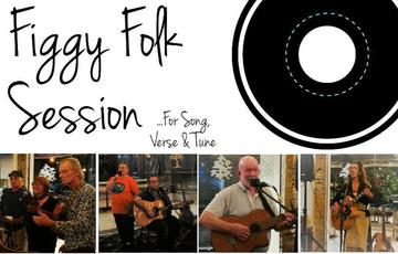 Figgy Folk Session by the Sea