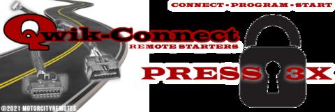 DIY Plug and Play Remote Starter Kits